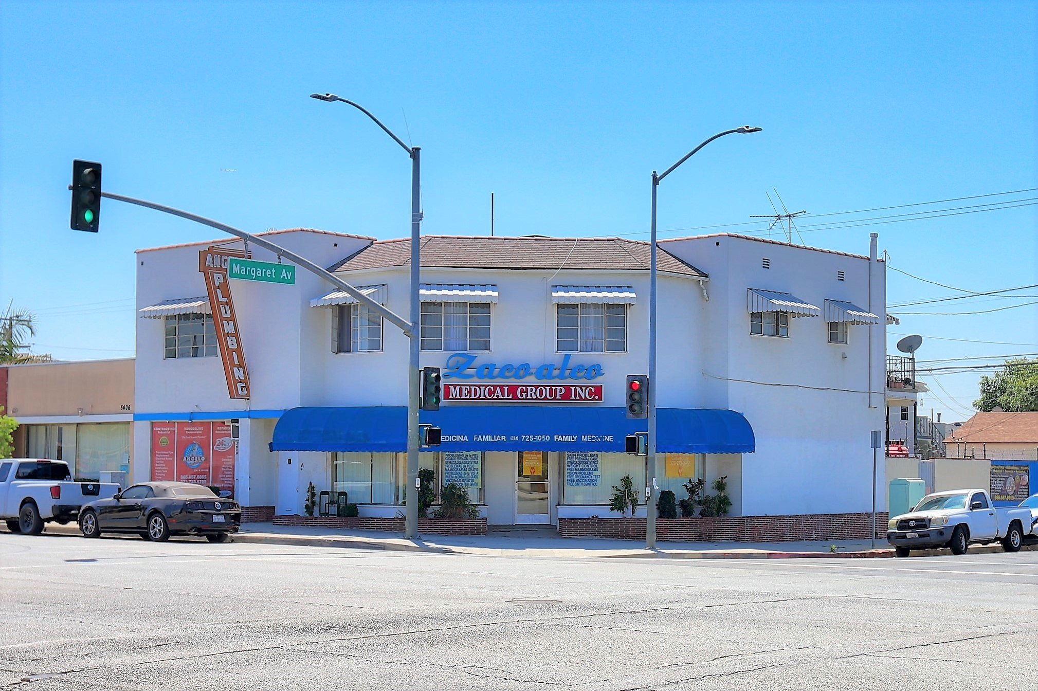 Mixed Use Units   East Los Angeles